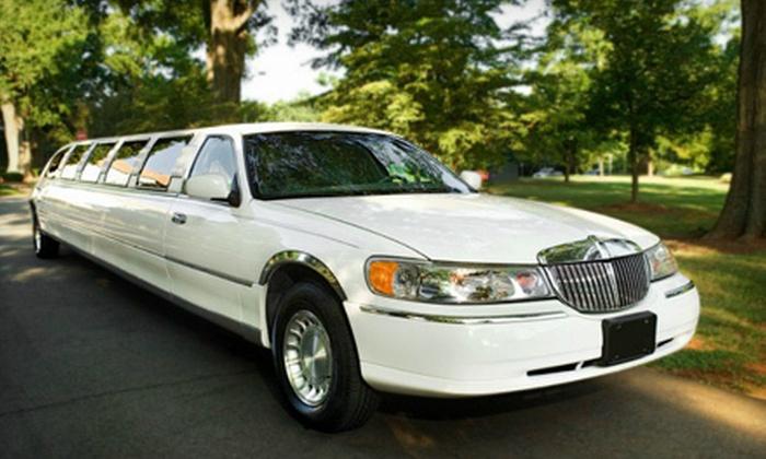 Golden Crown Limousine - Constable Hook: $45 Toward Luxury Transportation Services