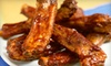 Honey Bears BBQ - Multiple Locations: $10 for $20 Worth of Barbecue Fare or Family Meal with Main Course, Six Sides, and Rolls at Honey Bear's BBQ