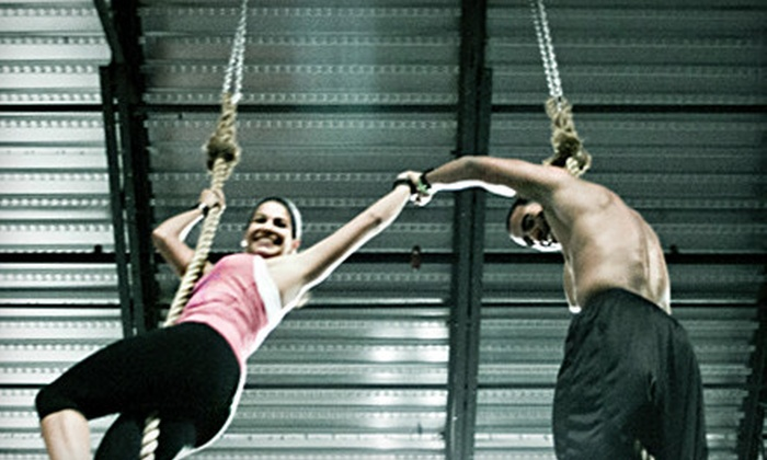CrossFit Factory - Doral: $29 for One Month of Unlimited CrossFit Classes at CrossFit Factory in Doral (Up to $250 Value)