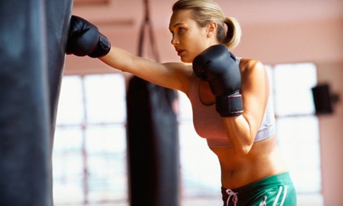 St. Louis Self Defense and Fitness - Forest Hills: 8 Kid's Kick Classes or 10 Adult Fitness Classes at St. Louis Self Defense and Fitness in Brentwood (Up to 68% Off)