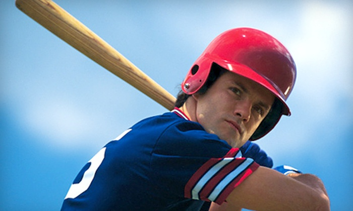 Mercury Sports - Evansville: 30- or 60-Minute Batting-Cage Rental at Mercury Sports
