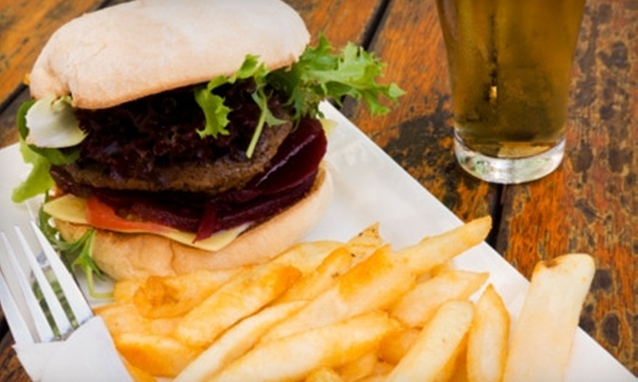 Jerseys Sports Bar and Grille - Woodstock: $10 for $20 Worth of American Fare and Drinks at Jerseys Sports Bar and Grille in Woodstock