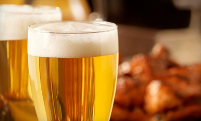 Ladder 133 Sports Bar & Grill - Providence: $12 for $25 Worth of Pub Fare and Drinks at Ladder 133 Sports Bar & Grill