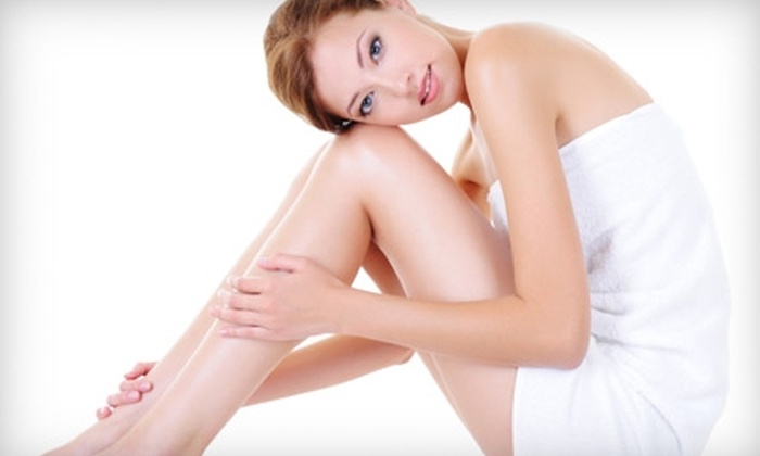 High Brow Waxing Boutique - Whitefish Bay: $30 for a Brazilian Wax at High Brow Waxing Boutique in Whitefish Bay ($65 Value)