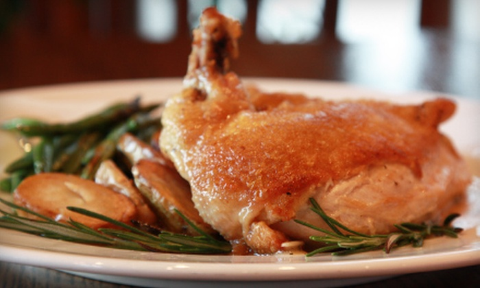 The Pine Social - New Canaan: $19 for $40 Worth of Upscale New-American Cuisine at The Pine Social in New Canaan