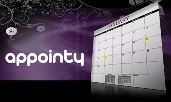 Appointy: $60 for a Six-Month Pro Membership from Appointy ($120 Value)