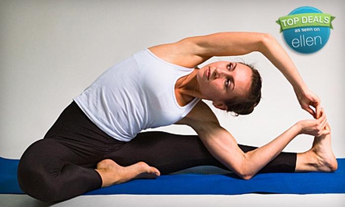 Bikram Yoga Burien - Burien: 10 Classes or One Month of Unlimited Classes at Bikram Yoga Burien (Up to 80% Off)