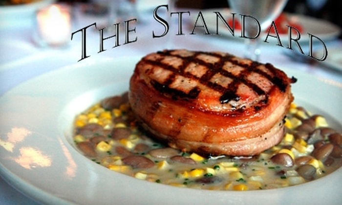 Standard at the Smith House - Downtown Nashville: $20 for $40 Worth of Classic American Cuisine at The Standard at the Smith House