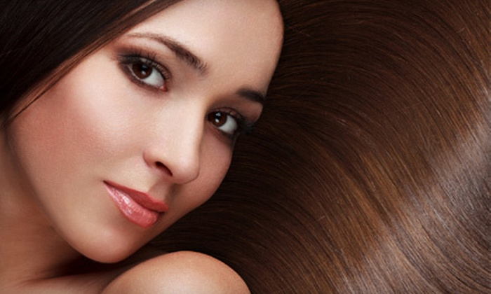 Lyn Tuck - Mid City South: One or Two Keratin Hair-Straightening Treatments from Lyn Tuck (Up to 52% Off)