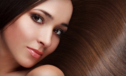 One Keratin Hair-Straightening Treatment - Lyn Tuck in Baton Rouge
