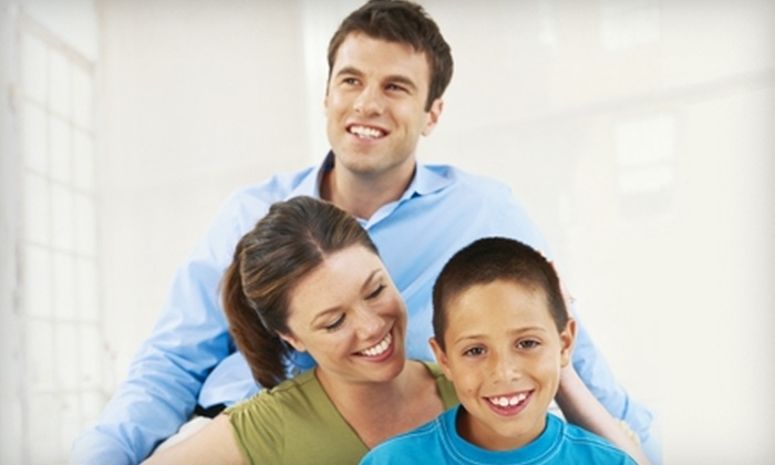 The Haircutters - Multiple Locations: $9 for a Haircut and Wash at The Haircutters (Up to $18 Value)