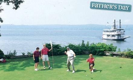 Chautauqua Point Golf Course - Chautauqua Point Golf Course in Dewittville
