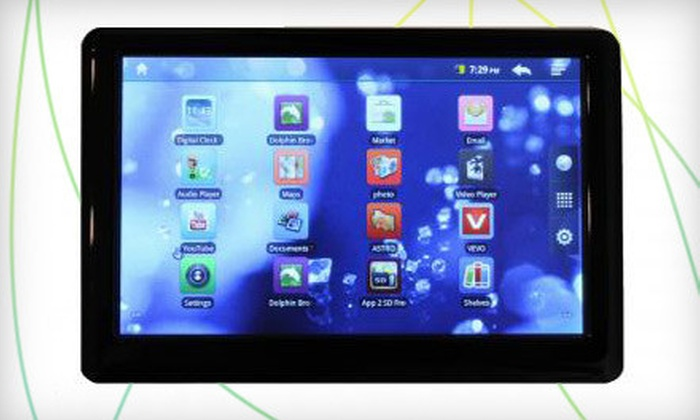 Linsay: $99 for Android V-5HD Touchscreen Tablet from Linsay ($309 Value)