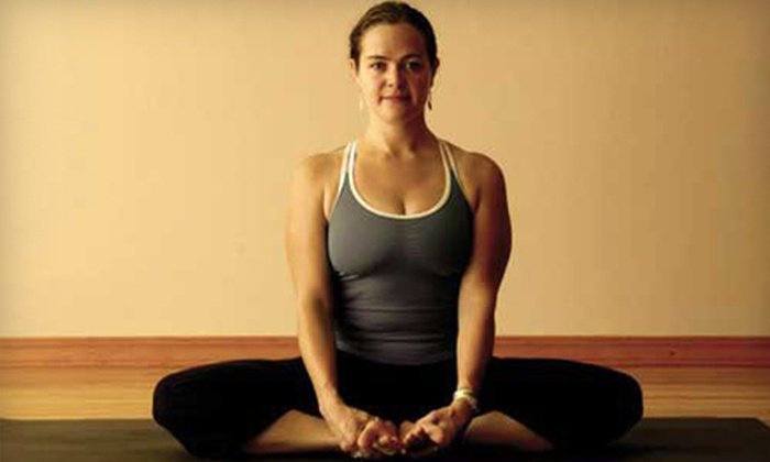 Spokane Yoga Shala - Multiple Locations: $30 for Five Drop-in Yoga Classes at Spokane Yoga Shala ($75 Value). Two Locations Available.
