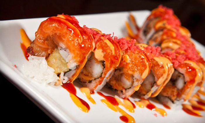 Kaya Grill & Sushi - Upper Arlington: $15 for $30 Worth of Cook-it-Yourself Korean Barbecue and Sushi at Kaya Grill & Sushi