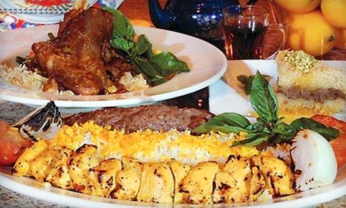 Zaytun Mediterranean & Indo-Pak Bistro - Wichita: $9 for $18 Worth of Mediterranean and Indo-Pak Fare at Zaytun Mediterranean & Indo-Pak Bistro