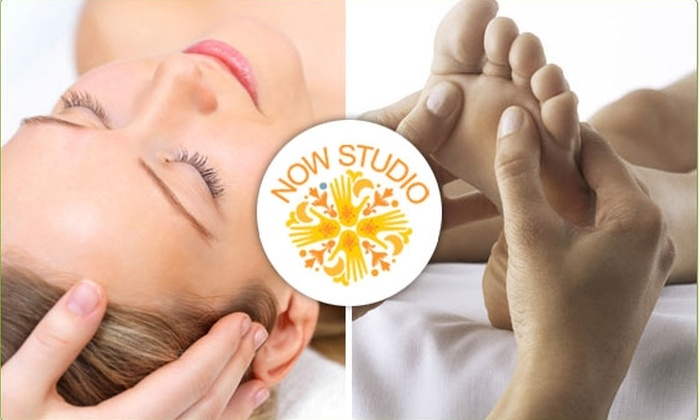 NOW Studio - Bucktown: $30 for a Half-Hour of Holistic Therapy at NOW Studio ($55 Value)