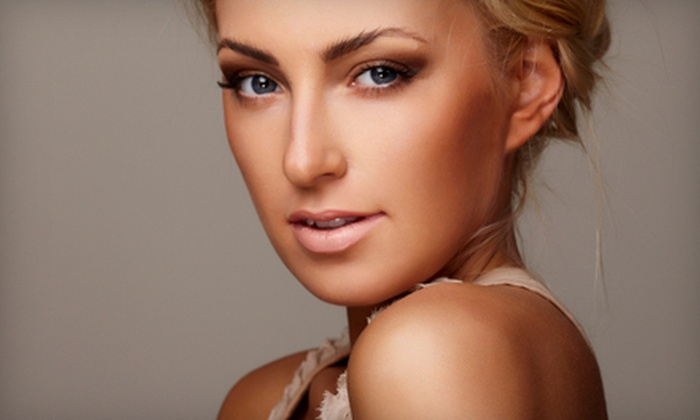Metroglo Sunless Tanning - Hazel: $20 Toward Custom Sunless Tanning