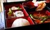 Sansui Restaurant and Sushi Bar - Carmel: $15 for $30 Worth of Japanese Cuisine at Sansui Restaurant and Sushi Bar