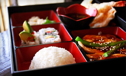 $30 Groupon to Sansui Restaurant and Sushi Bar - Sansui Restaurant and Sushi Bar in Carmel
