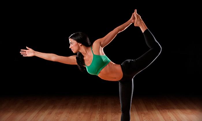 Firefly Yoga Studio - Wichita: $35 for 10 Classes at Firefly Yoga Studio ($70 Value)