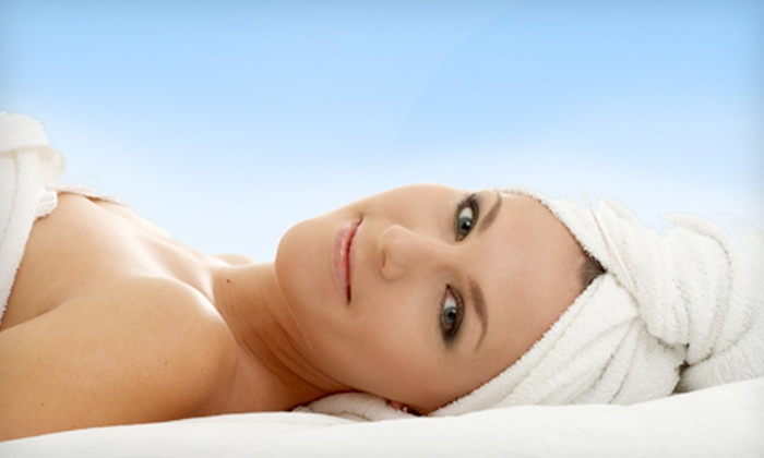 Mapleshade Spa - Far North Dallas: Spring-Renewal Spa Package for One or Two at Mapleshade Spa (Half Off)