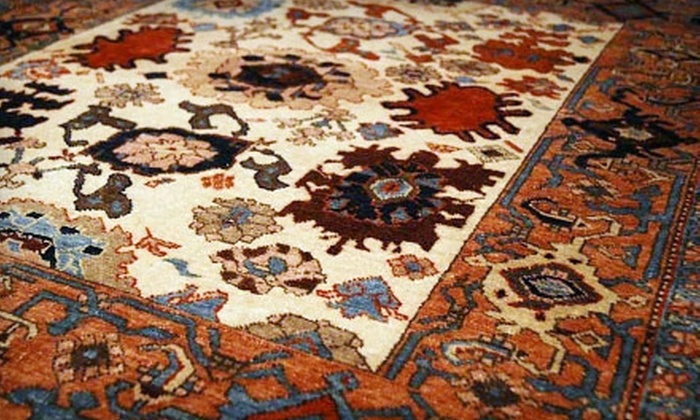 Toranje Rugs - Back Bay: Rug Cleaning from Toranje Rugs. Four Options Available.