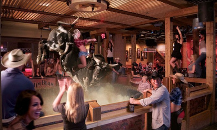 PBR Houston - Downtown: Daisys and Dukes Party for One, Two, Four, or Six at PBR Houston in Live! At Bayou Place (Half Off)