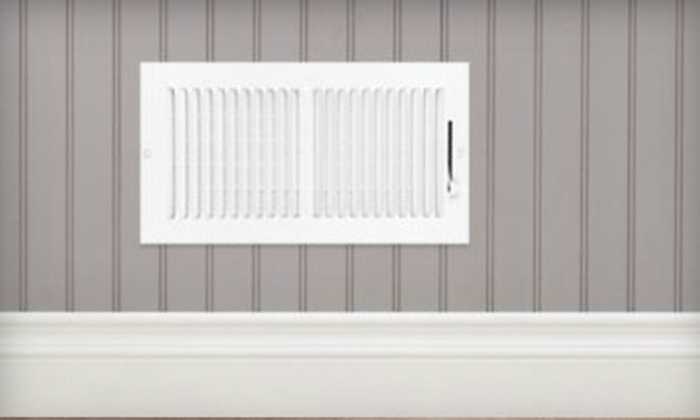 Seabreeze Air - Downtown: $49 for Cleaning of All Home Supply Vents, One Main Duct, and One Return from Seabreeze Air (Up to $250 Value)