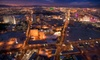 Elite Aviation - North Las Vegas: Helicopter Tour for Up to Three with Option for Comedy Magic Show from iflyElite.com in North Las Vegas (Up to 61% Off)