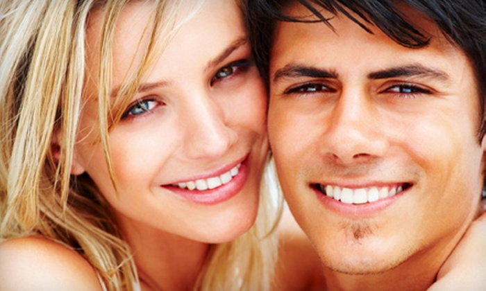de Bruin Dental Center - Reno: Take-Home Teeth Whitening or Dental Exam with Cleaning, X-rays, and Oral-Cancer Screening at de Bruin Dental Center