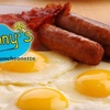 Half Off at Johnny's Luncheonette