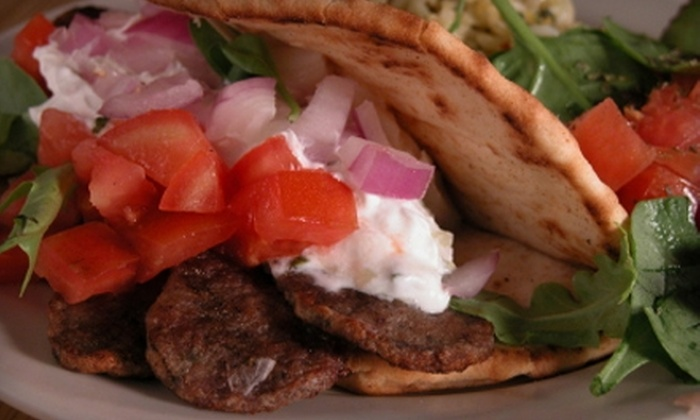 Famous Greek Salads - Clearwater: $7 for $14 Worth of Greek Cuisine at Famous Greek Salads in Clearwater