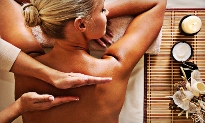 Spa Materna - Woolsey: 60- or 90-Minute Massage with Hot Stones and Aromatherapy at Spa Materna (Half Off)