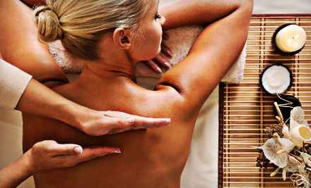 60-Minute Massage with Hot Stones and Aromatherapy (a $70 value) - Spa Materna in Asheville