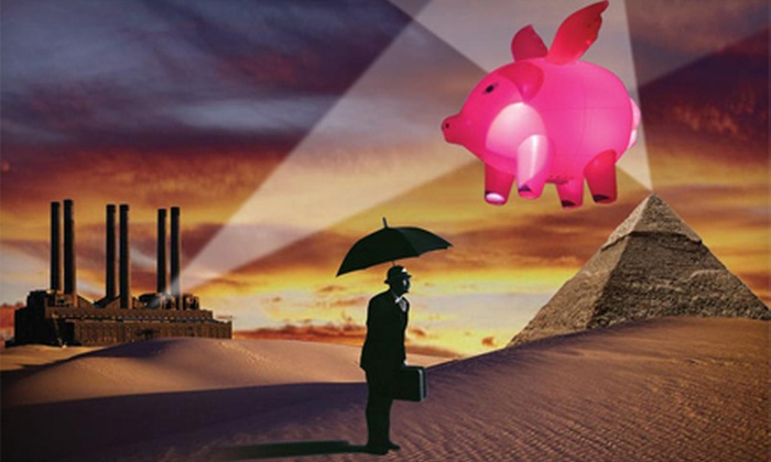 The Pink Floyd Experience - Fourth Ward: One Ticket to See The Pink Floyd Experience at The Fillmore Charlotte on March 8 at 8 p.m. (Up to $37.50 Value)
