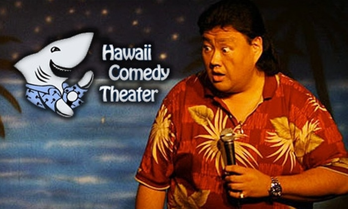 "Hawaii Comedy Theater - Waikiki: $12 for a ""Comedy Polynesia"" Show at Hawaii Comedy Theater ($25 Value)"