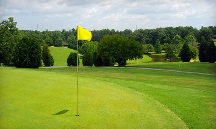 Orchard Hills Golf Club - Newnan: 18-Hole Golf Outing with Cart Rental for Two or Four at Orchard Hills Golf Club in Newnan (Up to 56% Off)