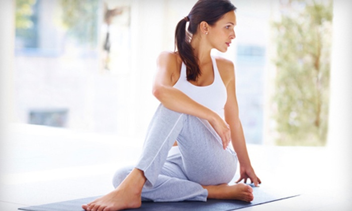 Transformational Yoga Studio - River Bridge of Ormond Beach Condominiums: 5, 10 or 20 Yoga Classes or One Private Yoga Session at Transformational Yoga Studio (Up to 77% Off)