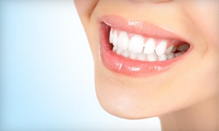 Metroplex Dental Care - Multiple Locations: Dental Exam Package, Take-Home Whitening Kit, or Exam Package Plus Whitening Kit at Metroplex Dental Care