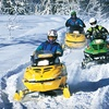 Half Off Snowmobile Tour in Ninilchik