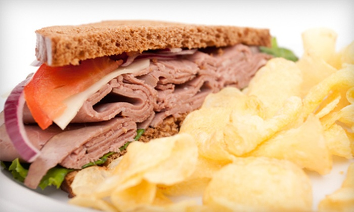City Grocery - Southeast Pensacola: $5 for $10 Worth of Gourmet Sandwiches and Deli Fare at City Grocery