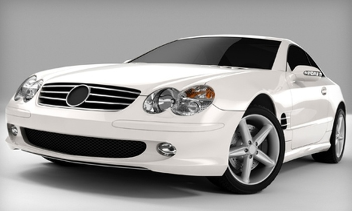 No Water No Hose Mobile Detailing Service - Charlotte: At-Home Car or SUV Detailing from No Water No Hose Mobile Detailing Service
