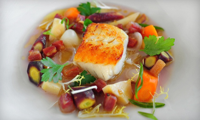 bluestem - Old Westport: Upscale Contemporary American Cuisine or Prix Fixe Fare at bluestem