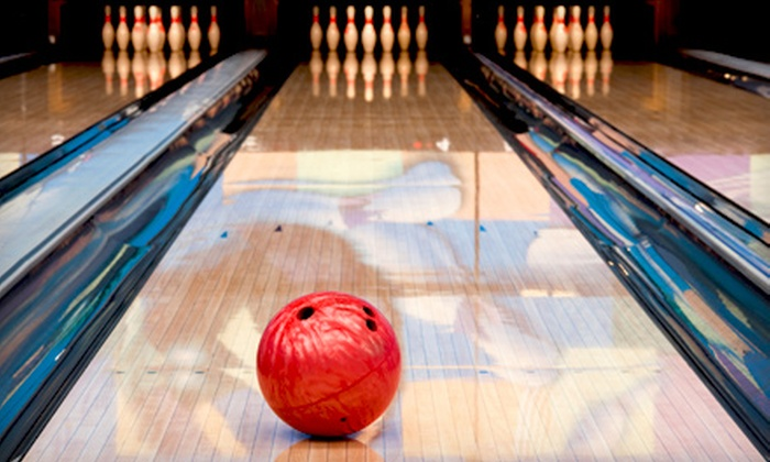 Baldwin Bowl - Baldwin: $29 for Two Hours of Bowling for Up to Six People with Pizza and Soda at Baldwin Bowl (Up to $74.49 Value)