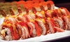 Haiku Sushi & Seafood Buffet - Downtown Redmond: Lunch or Dinner Sushi Buffet for Two on Weekday or Weekend at Haiku Sushi & Seafood Buffet in Redmond (Up to 54% Off)