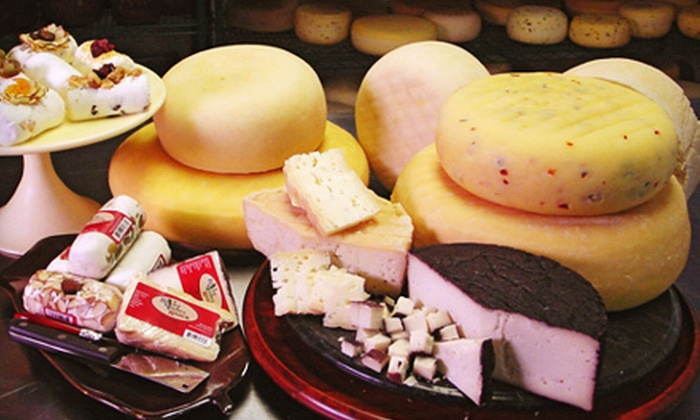 River Valley Cheese - Snoqualmie Valley: $30 Toward Cheese-Making Classes or Cheese