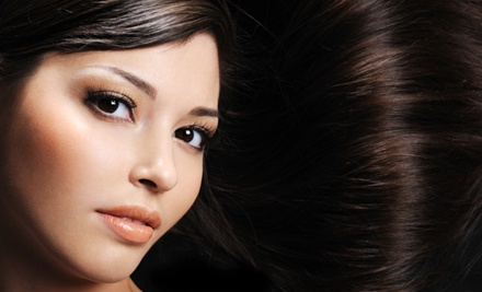Coloring Salon Package (up to a $158 total value) - m. hair studio in Nashville