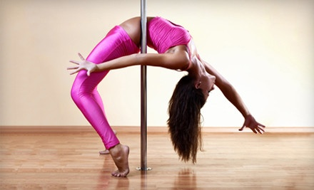 5 Pole-Dancing Classes - MasterJay Moves Dance Studios and Philly Premier Pole Dance in Philadelphia