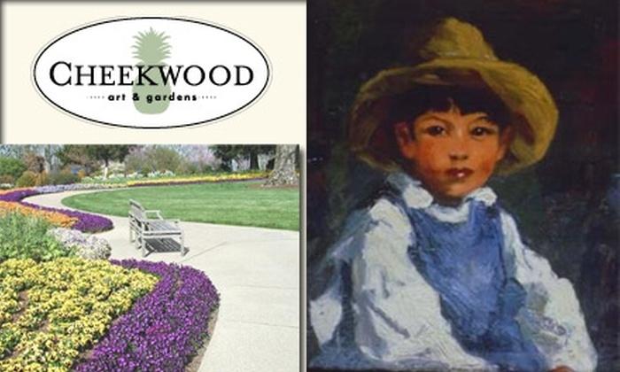 Cheekwood Botanical Garden & Museum of Art  - West Meade: $4 Admission to Cheekwood Botanical Garden & Museum of Art ($10 Value)